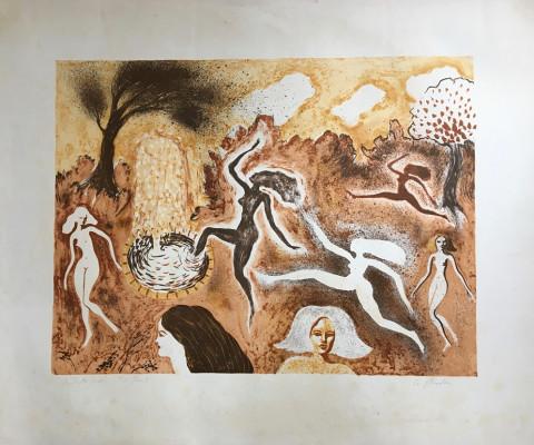 Untitled, 1971, print, 20 x 24, $180